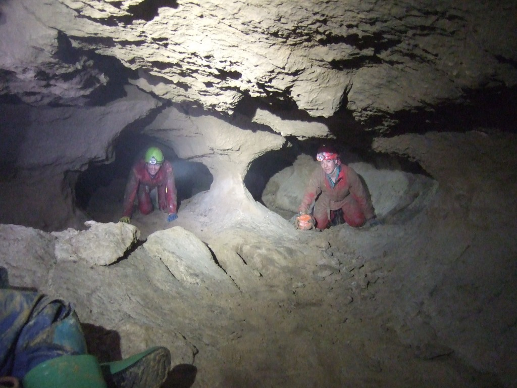 Corbedal underground